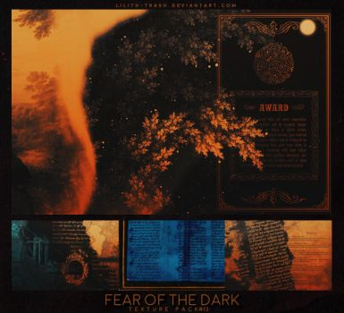 Fear Of The Dark Texture Pack by Lilith-Trash