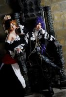Vocaloid: Gakupo and Rin Cantarella 2 by PrincessUnicorn-Sama