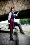 Childhood friend by VelaSama14
