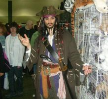 Jack Sparrow... again by Dragonrider1227