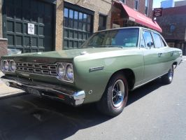 1968 Plymouth Belvedere by Brooklyn47