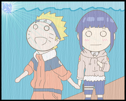 Naruhina (Ending 23) by taladromarplatense