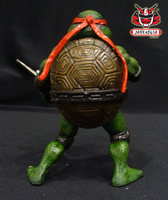 TMNT THE MOVIE 1990 REPAINT 07 by wongjoe82