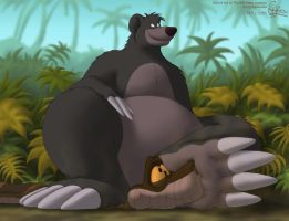 Baloo and Kaa - Alternative Hypnosis by RipRoarRex