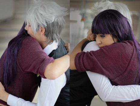 Who we are with. Death Parade. by Giuzzys