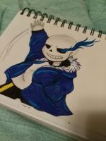 Sans undertale by Sigli182