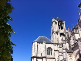 Cathedrale Saint-Etienne de Bourges (France) - 01 by IDAlizes