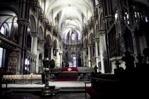 Canterbury Cathedral 19 by mastahtata