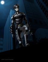 Commission- Gotham's Guardian by DavidFernandezArt
