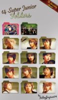 14  Super Junior05 Folders by NileyJoyrus14