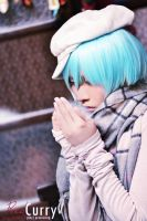 Rei Ayanami Winter Blues by kuricurry