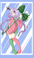 SS: sugar stick by LunaBell