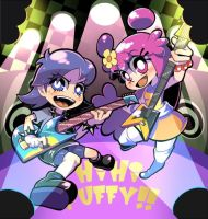 Hi Hi PUFFY by soxtin
