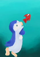 393 Piplup by snickums10