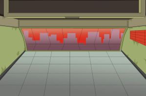 Skool Cafeteria Background by kamy2425