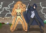 Naruto - Fight For The Title Of Hokage by Katong999