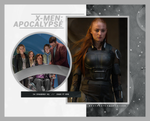 Photopack 16934 - X-Men: Apocalypse by xbestphotopackseverr