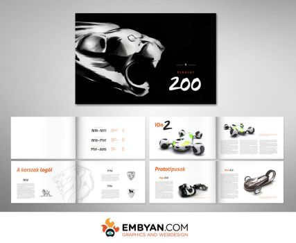 Peugeot 200th Anniversary Book by embyan