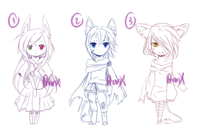 :: ADOPTS BATCH :: CLOSED by Tobi1313