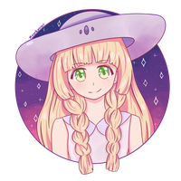 Lillie! by noorkawaii