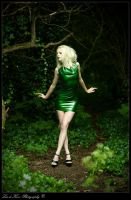 green fairy I by lara-aimee