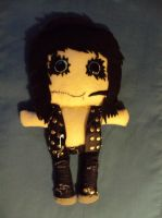 BVB Andy Biersack Plush by Queenite