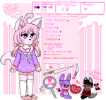.:Yumi Reference 2017:. by Cotton-Candy99