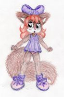 Fluffy Suzie by PrinceKaro