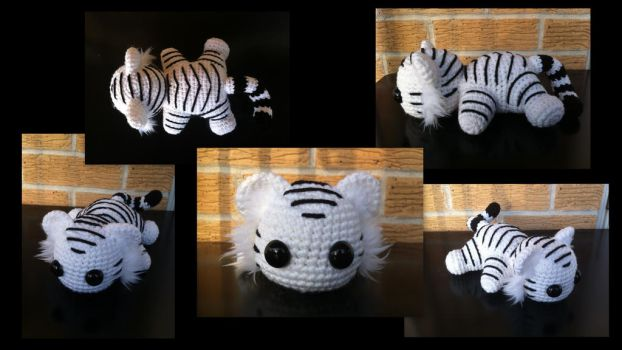 White Tiger by aphid777