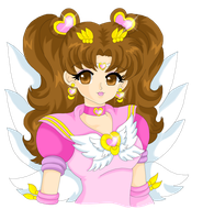 Eternal Sailor Sweetheart by Sailor-Serenity