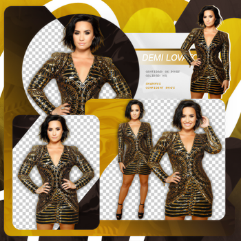 Png Pack 747 // Demi Lovato by confidentpngs
