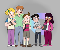 MML Characters I Headcanon As Autistic by Apparently-Taken