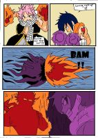 Double Test Subject NATSU VS. ROMEO Pg.6 by Somdude424