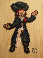 Jack Sparrow Trainer Sprite by Cimenord