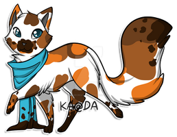 Cat Adopt: Spark by Kuro-Creations