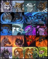 Icon Round 10 by Shadow-Wolf