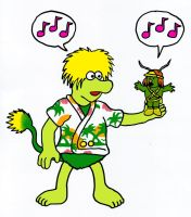 Wembley Fraggle and Cotterpin Doozer Duet by Rocket-Stevo