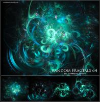 Random Fractals 64 By Starscoldnight by StarsColdNight