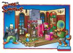 Simpsons Treehouse of Horror 5 by toymaker-cl