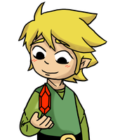 Link by Spacey-Turtle