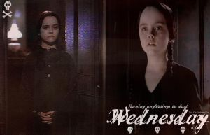 Wednesday Addams by NotOh-Fucking-Kay