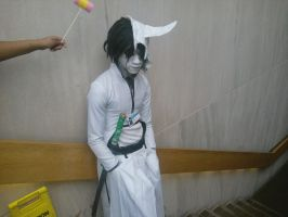 Nashicon: Ulquiorra Cosplay by videogamer500