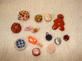 miniature sweets by KRSdeviations