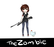 RS: Private Zombie by OrangeBubbly