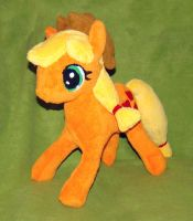 Applejack Plush by Shadottie