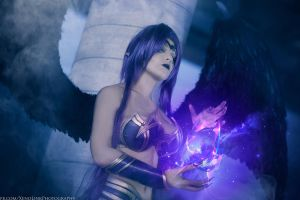 League of Legends - Morgana Cosplay by XenoLinkPH