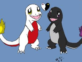 Charmander  S and L by Spartan-SP-K-116