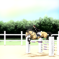 Challenge Of Ares - Jumping- by BH-Stables
