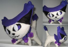 Delcatty Plushie by CoolWhipSD