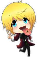 Chibi Alois by garrchomped